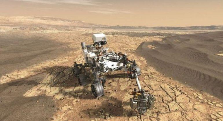 Perseverance tem uma missão prevista de um ano marciano (ou quase 687 dias terrestres)