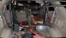 Polícia prende suspeito de liderar ataques a bancos em SP