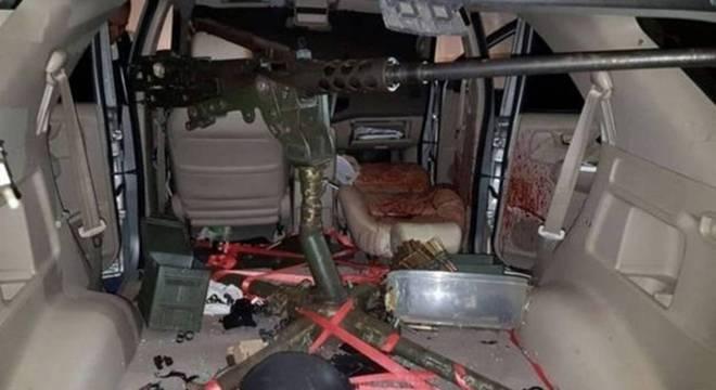 PCC usou armamento capaz de derrubar helicópteros durante ação para tomar controle do tráfico no Paraguai