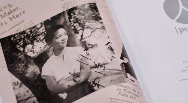 A revista chinesa Life trouxe reportagem sobre Esther Eng e uma entrevista com Louisa Wei
