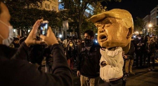 Trump mobilizou sua base eleitoral de forma estratégica