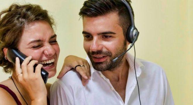 Monitorar os fatores que podem aumentar o risco de um casal ter uma briga permitiria que ela fosse evitada