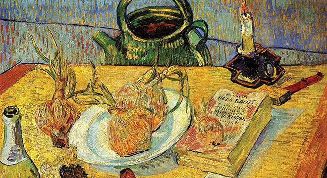 Um dos primeiros quadros pintados por Van Gogh após se automutilar trouxe pistas sobre seu estado mental
