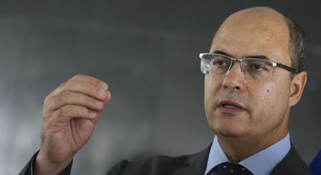 Não há ordem de prisão contra Witzel, assume o Estado o vice-governador, Cláudio Castro (PSC)