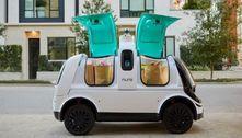 Califórnia libera delivery sem motorista e entregas podem começar em 2021