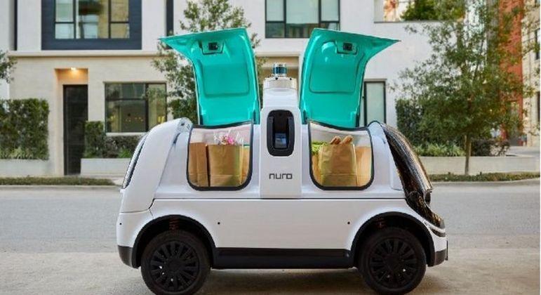 Depois de testes, Califórnia vai liberar veículos autônomos para fazer entregas