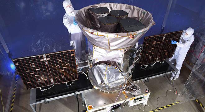Câmeras da missão Tess podem ajudar a indentificar até 3 mil novos planetas