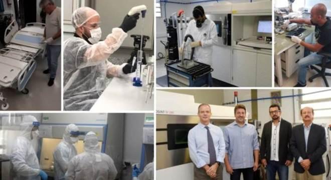Força-tarefa de cientistas da Unicamp se divide em dez equipes