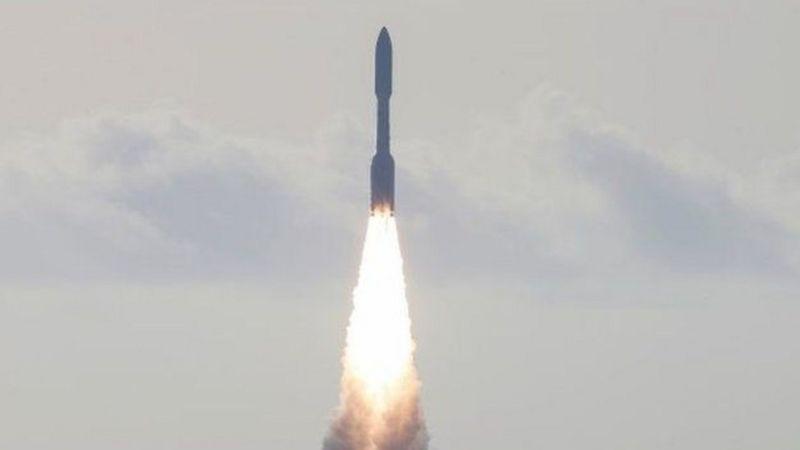 Foguete com o Perseverance deixou o planeta Terra em julho de 2020 em direção a Marte