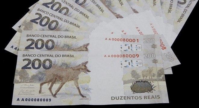 Cédula de R$ 200 começou a circular na quarta-feira (2) no país