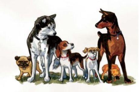 Beasts of Burden um dos quadrinhos mais vendidos do Pipoca & Nanquim