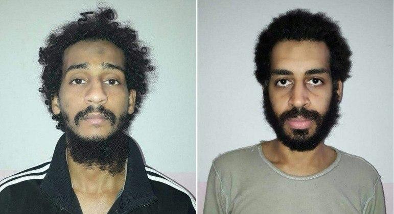 Alexanda Kotey (d) se declarou culpado, enquanto El-Sheikh ainda se diz inocente