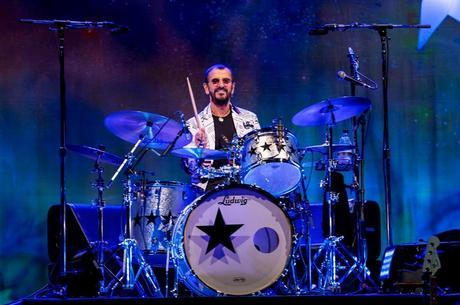 Baterista Ringo Starr fará 80 anos