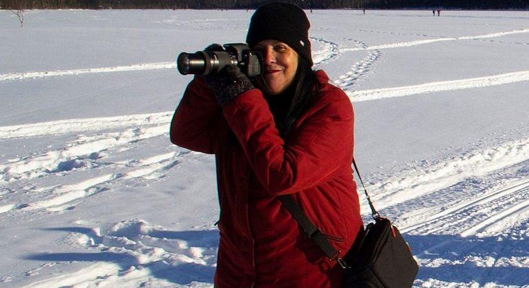 Beatriz se mudou para a Finlândia após conhecer o marido em uma rede social