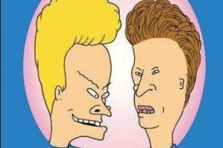 Beavis e Butt-Head fizeram muito sucesso nos anos 90