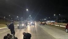 Casal de namorados em moto é atropelado por motorista bêbado