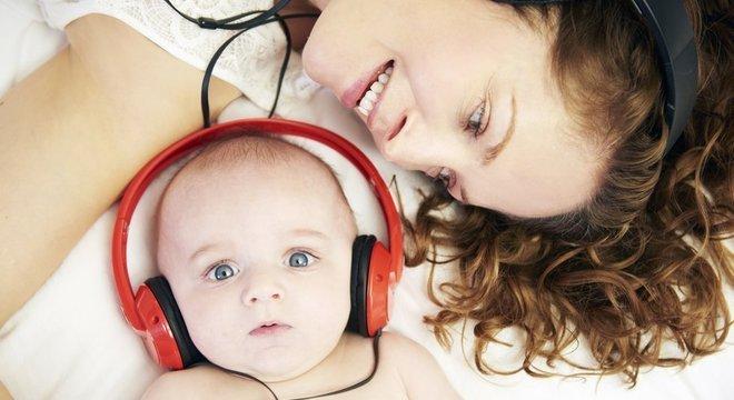 Os pais têm um papel importante na criação de uma memória musical