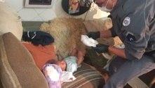 Polícia encontra bebê com sinais de maus-tratos na zona norte de SP