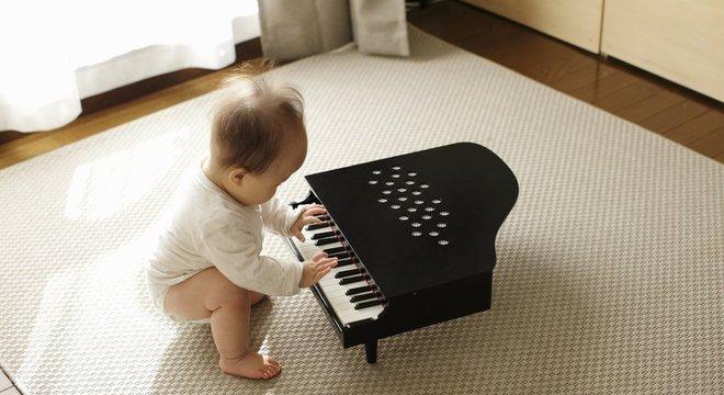 Desde pequenos, nós temos uma forte ligação com a música