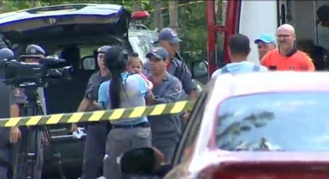Mulher e bebê reféns em assalto de Viracopos são libertados