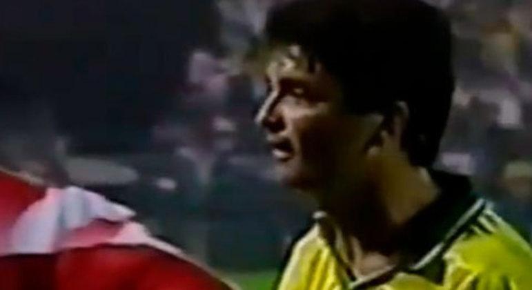 Bebeto foi um dos principais jogadores da Seleção Brasileira na campanha do título da Copa do Mundo 1994 vestindo a camisa sete.
