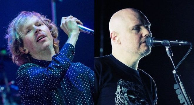 Beck e Billy Corgan