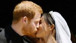 Príncipe Harry e Meghan Markle: veja os destaques do casamento real ()