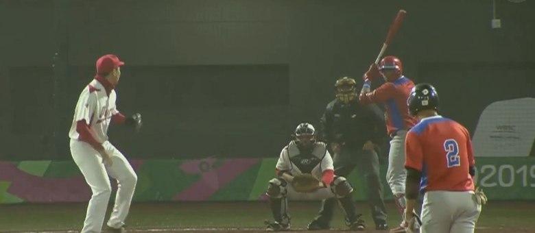 Porto Rico venceu o Canadá por 6 a 1 na final do beisebol e ficou com o ouro