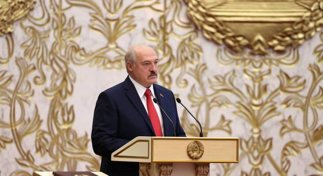 Comunidade internacional não reconhece Lukashenko como presidente