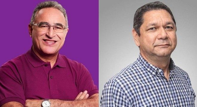 Rodrigues apresentou vantagem de 2% sobre Delegado Eguchi