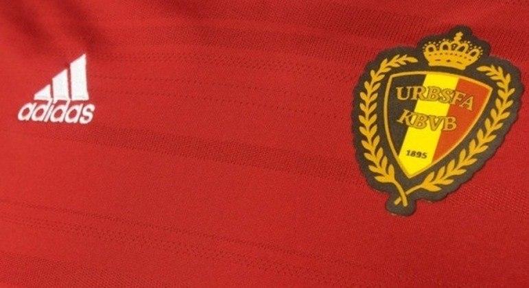"Os ""Diables Rouges"" da Bélgica"