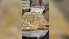 Polícia belga invade app do tráfico e apreende 28 toneladas de cocaína