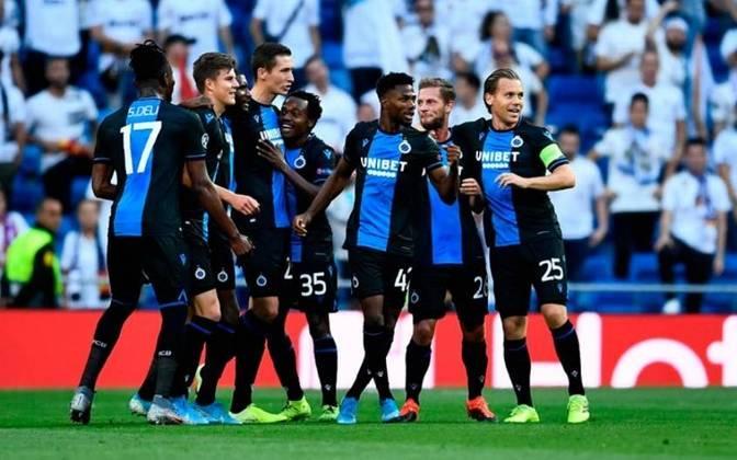 Bélgica (Liga Jupiler) - Com o cancelamento do campeonato, Club Brugge e Gent serão os dois times que representarão o país na Champions League 2020/21