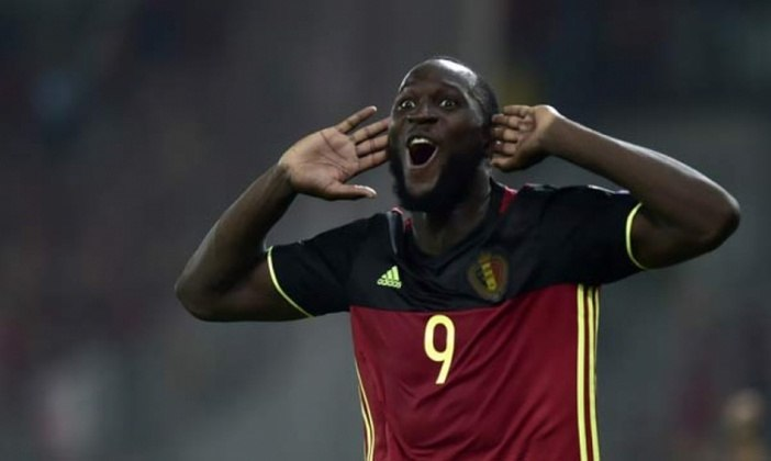 Bélgica - Romelu Lukaku: 59 gols em 91 jogos