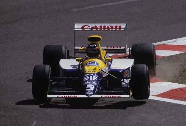 Bélgica - Thierry Bousten - GP da Hungria 1990.