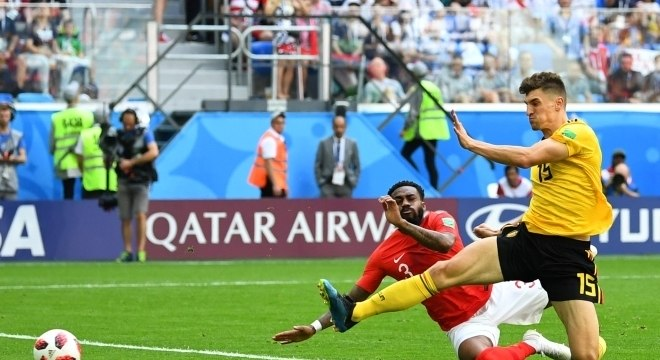 O gol de Meunier decidiu o terceiro lugar da Copa. Bélgica fez história