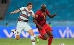 Pelo lado da Bélgica, o atacante Romelu Lukaku, com 3 gols, vem sendo um dos destaques da equipe na competição. Ao lado de De Bruyne, Hazard e tantos outros nomes, o atacante da Inter de Milão busca a primeira conquista de grande expressão de sua seleção