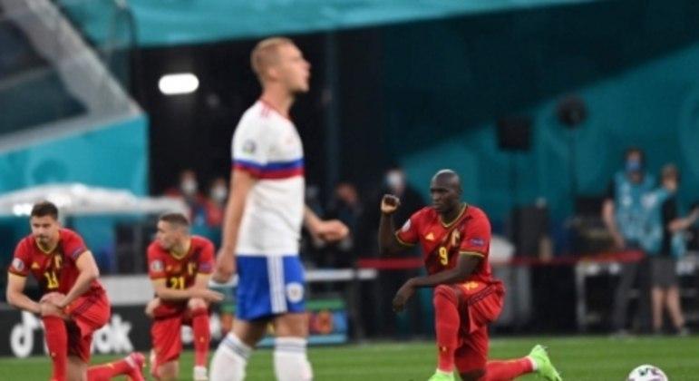 Bélgica x Rússia - Lukaku