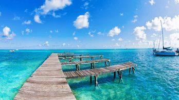 Paradisíacos! conheça os lugares com as águas mais azuis do mundo (Reprodução/Instagram)
