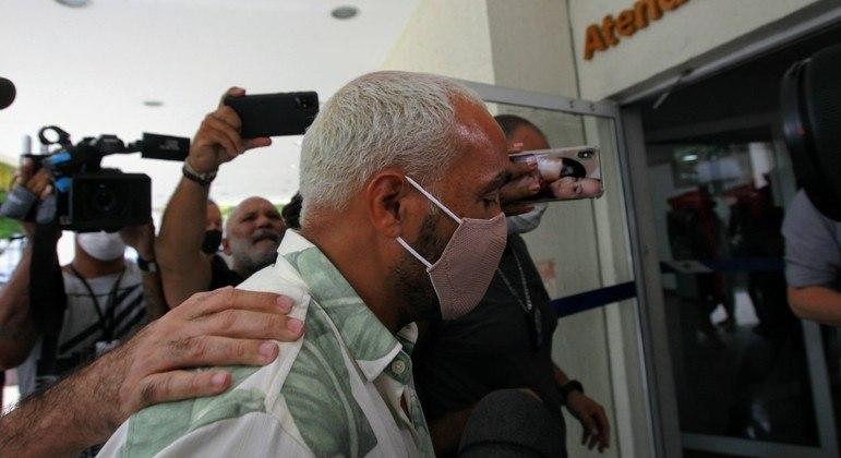Belo foi detido na tarde desta quarta-feira (17)