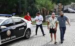 Após a notícia da prisão,imagens do show de Belo começaram a circular nas redes sociaise, no vídeo, é possível ver o público sem máscara e desrespeitando o distanciamento social