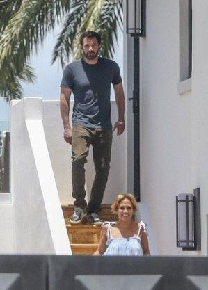 Ben Affleck e  Jennifer Lopez