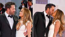 Ben Affleck e JLo voltam a brilhar juntos no red carpet após 18 anos