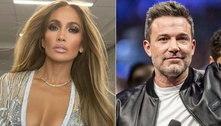 Reaproximação de J.Lo e Ben Affleck começou por e-mail, diz site