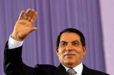 Ben Ali estava tratando câncer de próstata