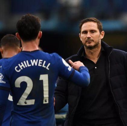 Ben Chilwell, lateral do Chelsea, fez o segundo gol da vitória dos Blues sobre o Porto, embate que terminou em 2 a 0 para a equipe londrina