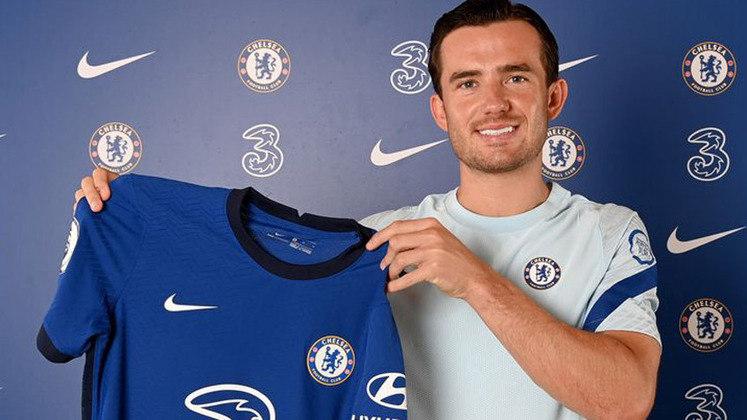 BEN CHILWELL - Lateral esquerdo contratado ao Leicester por R$ 317 milhões. Vai defender o Chelsea (50,20 milhões de euros)