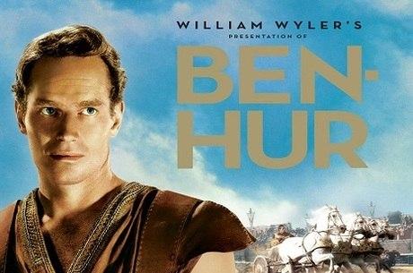 'Ben-Hur', de 1959, está na programação japonesa