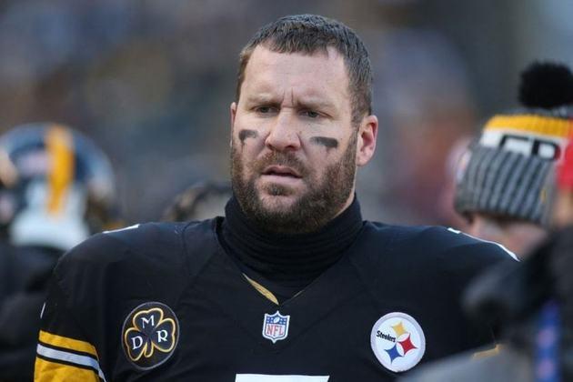 Ben Roethlisberger – Outro quarterback na lista. O atleta do Pittsburgh Steelers, liderou a equipe a um retorno aos playoffs, com um começo de temporada avassalador, 11-0.