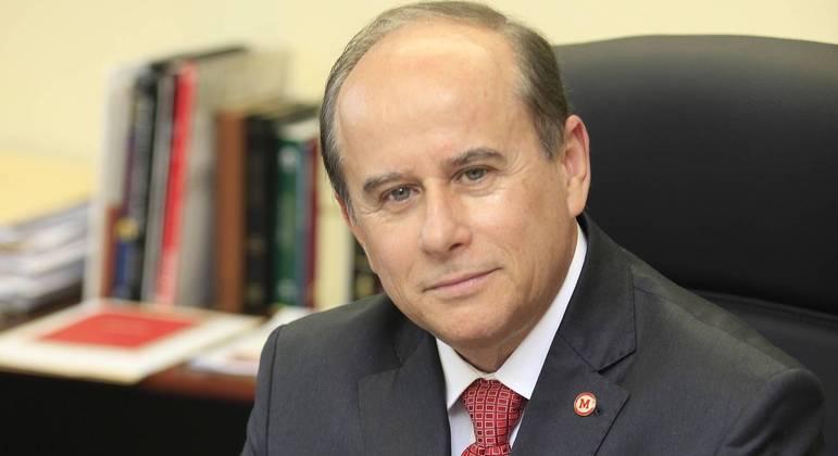 Benedito Guimarães estava no cargo desde janeiro de 2020